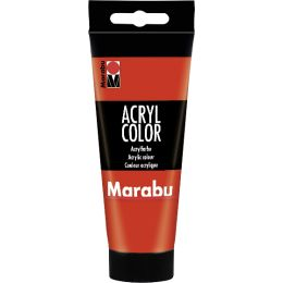Marabu Acrylfarbe AcrylColor, gelb, 100 ml