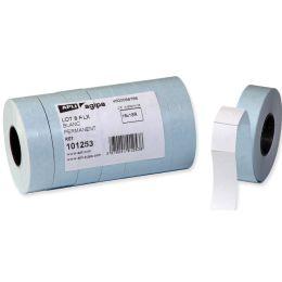 agipa Etiketten für Preisauszeichner, 16 x 18 mm, weiß