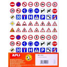 agipa Sticker Verkehrsgesetze