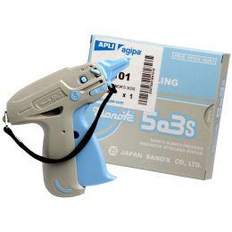 agipa Anschießpistole Banoks 503 S, grau/blau