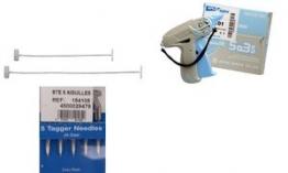 agipa Ersatznadel für Anschießpistole Banoks 503 S, silber