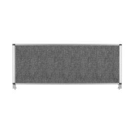Bi-Office Tisch-Trennwand, lärmschützend, 1.200 x 450 mm