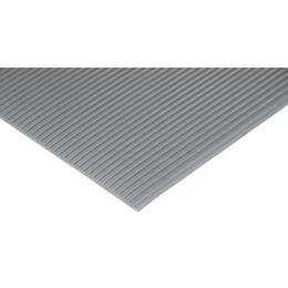 miltex Arbeitsplatzmatte FlexiLine, (B)1.000 mm, schwarz