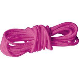 KNORR prandell Elastikkordel, 2 mm x 1,5 m, pink
