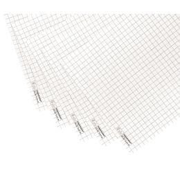 magnetoplan Flipchart-Block, 650 x 930 mm, gerollt