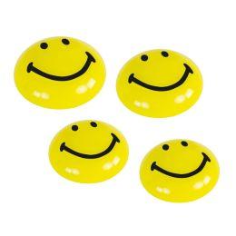 magnetoplan Haftmagnet Smiley, Durchmesser: 20 mm