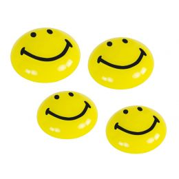 magnetoplan Haftmagnet Smiley, Durchmesser: 30 mm