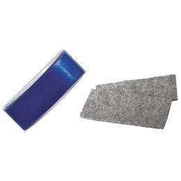 magnetoplan Tafellöscher magnetisch, blau