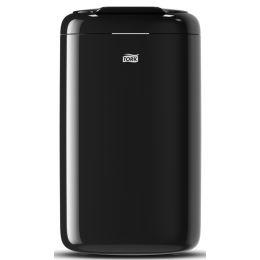TORK Mini-Abfallbehälter, Kunststoff, 5 Liter, schwarz