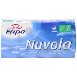 Fripa Toilettenpapier Nuvola, 2-lagig, hochweiá