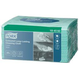 TORK Allzweck-Reinigungstücher, 385 x 300 mm, grün
