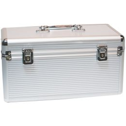 LogiLink Schutzkoffer für 8 x 3,5 + 6 x 2,5 Festplatten