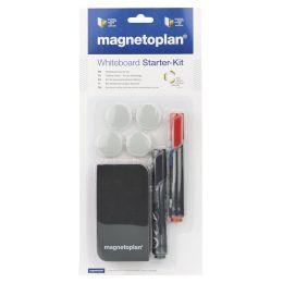 magnetoplan Whiteboard Starter-Kit, für Weißwandtafeln