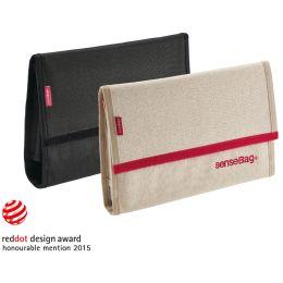transotype Wallet senseBag, für 24 Stifte, schwarz