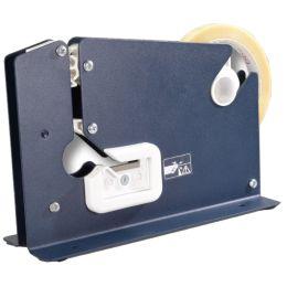 dm-folien Beutelschließer T5, bis 12 mm Breite, blau
