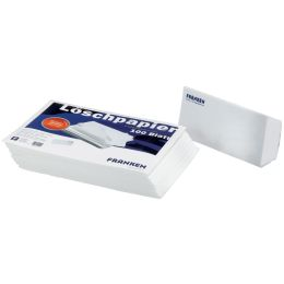 FRANKEN Tafellöscher, magnetisch, 160 x 75 x 45 mm, weiß