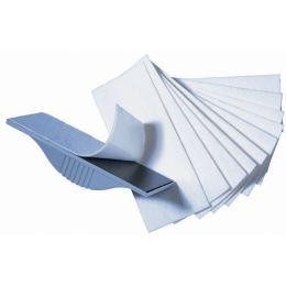 FRANKEN Tafellöscher, magnetisch, 150 x 60 x 30 mm, grau