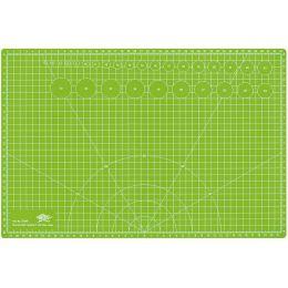 WEDO Schneide- & Bastelmatte Comfortline, DIN A4, grün
