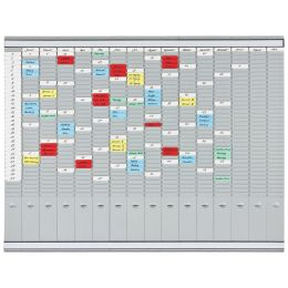 FRANKEN T-Kartentafel Universal Planer, (B)1.008 x (H)783 mm