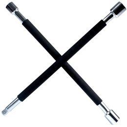 IWH KFZ-Kreuzschlüssel, mit Gummierung