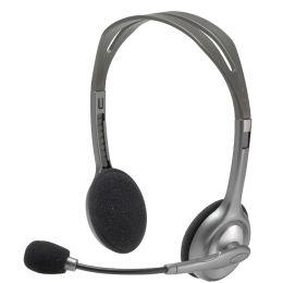Logitech Stereo Headset H110, 2 x 3,5 mm Klinkenstecker