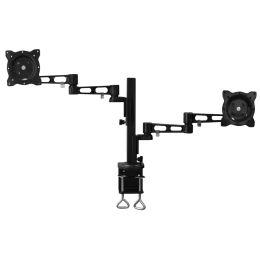 LogiLink TFT-/LCD-Doppel-Monitorarm, bis 66,04 cm (26)