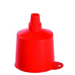 IWH Flaschentrichter, Durchmesser: 115 mm, orange