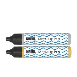KREUL Metallic Pen, silber, 29 ml