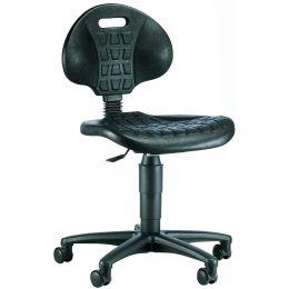 Topstar Arbeitsdrehstuhl TEC 20 Counter, schwarz
