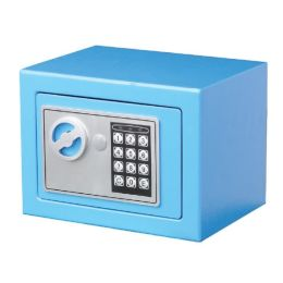 phoenix Einbruchschutz-Tresor COMPACT, blau