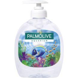 PALMOLIVE Flüssigseife AQUARIUM, 300 ml Pumpflasche