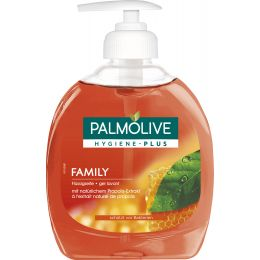 PALMOLIVE Flüssigseife HYGIENE-PLUS FAMILY, 300 ml