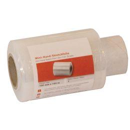 SMARTBOXPRO Stretchfolie, (B)100 mm x (L)150m, Stärke: 15 my