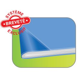 ELBA Heftschoner STRONG LINE, Maße: 240 x 320 mm, blau