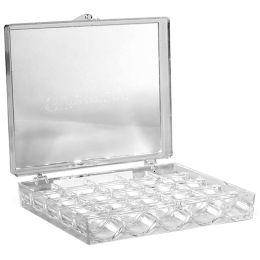 Gütermann Nähfaden-Box Bobbin, für 25 Unterfadenspulen