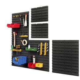 allit Ringschlüsselhalter StorePlus Flex P 8, gelb
