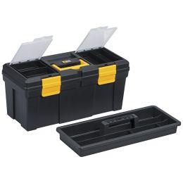allit Werkzeugkoffer McPlus Promo 20, PP, schwarz/gelb