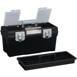 allit Werkzeugkoffer McPlus Promo >S< 20, PP, schwarz
