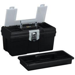 allit Werkzeugkoffer McPlus Promo >S< 16, PP, schwarz