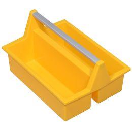 allit Tragekasten McPlus Carry 40, PP, gelb
