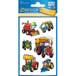 AVERY Zweckform Z-Design Kids Sticker Traktor