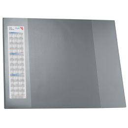 Läufer Schreibunterlage DURELLA D2, 520 x 650 mm, grau