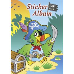 AVERY Zweckform ZDesign Stickeralbum Pirat, DIN A5