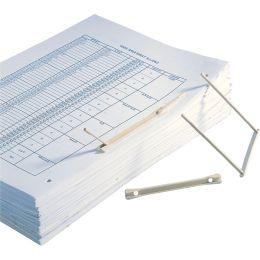 FAST Archiv-Abheftbügel, Fassungsvermögen: 60 mm, beige