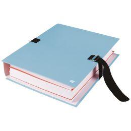 ELBA Dokumentenmappe COLOR LIFE, DIN A4, PVC-Einband,
