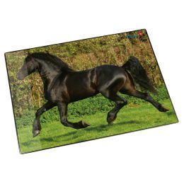 Läufer Schreibunterlage Trabender Friese, 400 x 530 mm