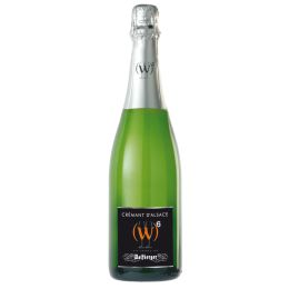 Wolfberger Crémant dAlsace W6, brut