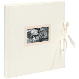 EXACOMPTA Hochzeitsalbum Kingsbridge, 290 x 320 mm,elfenbein