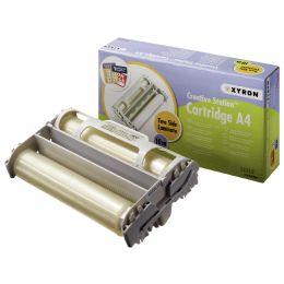 XYRON Folienkassette für Easy Laminator, A4, Länge: 10 m