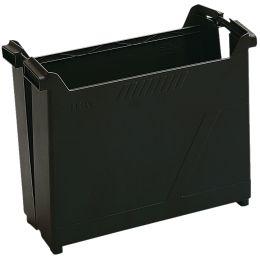 LEITZ ALPHA Hängeregistratur-Box, schwarz